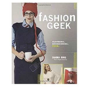 Project Runway FASHION GEEK Coffee Table Book NWT